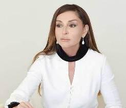 Mehriban xanım Əliyeva