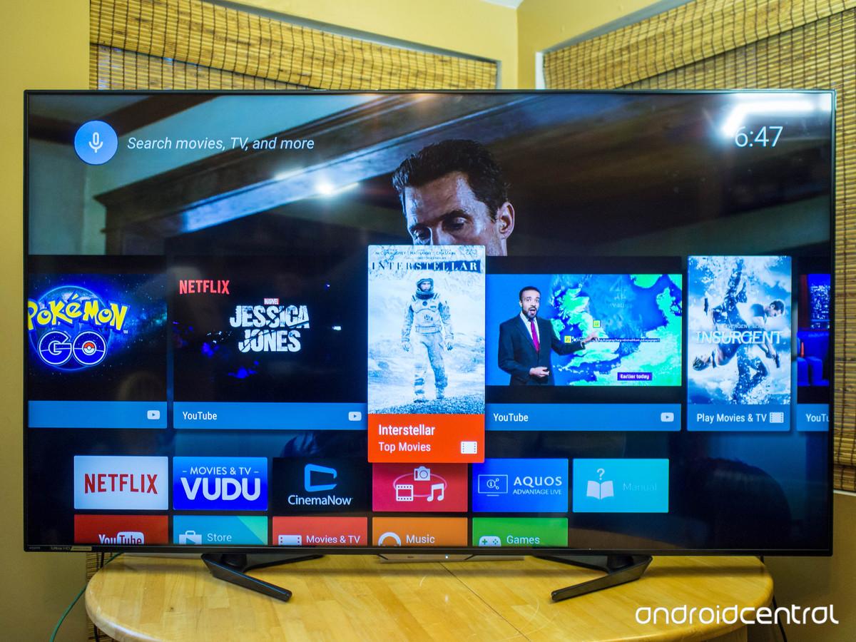 Google Assistant» «Android TV»-də tətbiq edildi   IKTINFO